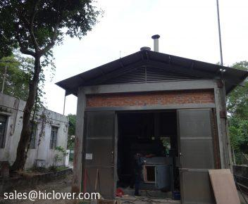 Incineration House